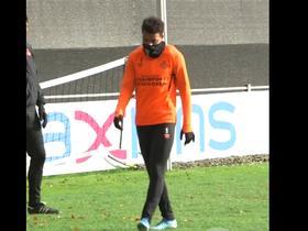 马伦贝尔温康复后首次训练,将随国家队参加欧预赛赛程