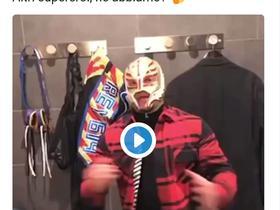 摔角天皇巨星录视频赞扬拉齐奥和米林科维奇