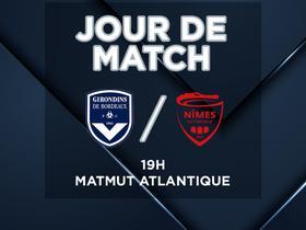 比赛日:法甲第16轮 波尔多VS尼姆