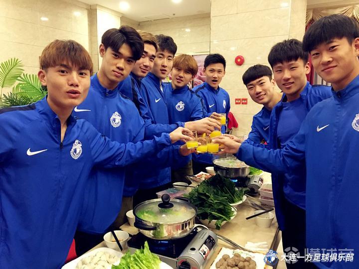 今天是农历腊月二十三,中国传统节日小年,U19梯...