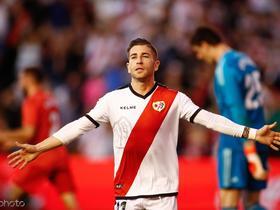 世体:巴列卡诺边锋与西班牙人签约至2024年,明日亮相