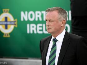 官方:北爱尔兰队主帅迈克尔-奥尼尔转投斯托克城