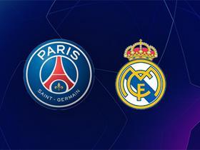 正播巴黎vs皇马:纳瓦斯、二弟登场;阿扎尔、贝尔首发