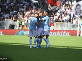 意甲综述:拉齐奥四球大胜热那亚,乌迪内斯1-0小胜博洛尼亚
