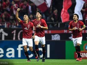 亚冠周最佳阵容:利雅得新月5人、浦和红钻4人