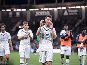 法甲综述:波尔多3-1取胜图卢兹,摩纳哥1-3不敌蒙彼利埃