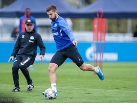 纳斯塔西奇将留在沙尔克训练,不参加此次国家队比赛