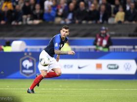 德媒:卢卡斯国家队踢满全场,可能激化法国队和拜仁矛盾