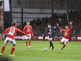 剑南春 | 法甲战报:巴黎2-1布雷斯特,伊卡尔迪替补绝杀