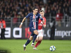 连续26场客场进球,巴黎在法甲历史上排名第二