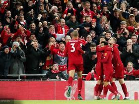 百威英超丨利物浦3-1曼城8分优势领跑,萨拉赫、马内头球建功