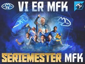 时隔五年,莫尔德再次夺得挪威超级联赛冠军