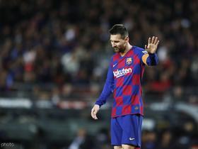 梅西:从不主动找人换球衣,除了阿根廷人和齐达内