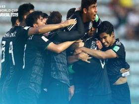 墨西哥4-3点胜荷兰,晋级U17世界杯决赛