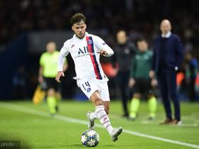 贝尔纳特:想在巴黎踢很多年;希望本赛季能在欧冠取得突破