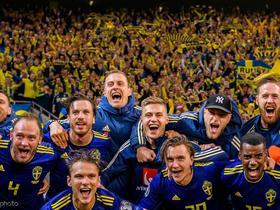 欧预赛综述:瑞典、芬兰取胜后顺利出线;丹麦、瑞士均获胜