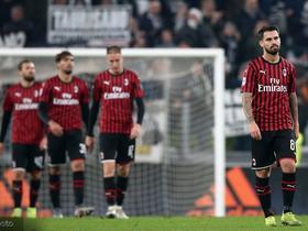 米兰近三个赛季转会投入3.27亿欧元,意甲排名第一