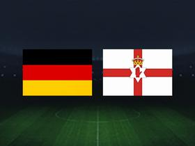 正在直播德国vs北爱尔兰:特尔施特根、埃姆雷-詹首发出战