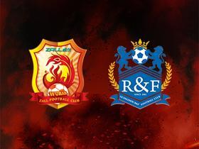 武汉vs富力:拉斐尔PK登贝莱,姆比亚首发,萨巴、扎哈维替补