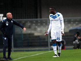 布雷西亚主席:与维罗纳的比赛结束至今,巴洛特利还没笑过