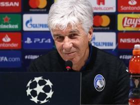 加斯佩里尼:欧冠最后两轮我们要全取六分
