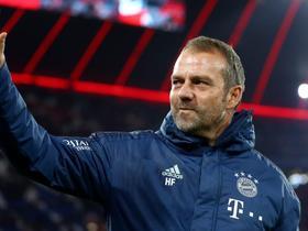 德甲本赛季场均控球率排名:拜仁药厂多特莱比锡前四