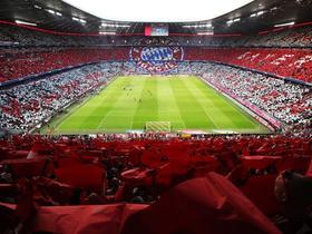 球迷票选德甲最美球场:拜仁多特主场排名前两名