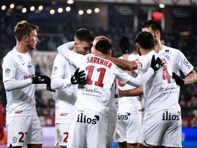 法甲综述:蒙彼利埃4-1大胜尼斯;摩纳哥客胜图卢兹