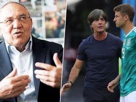 马加特:只有拜仁能夺得德甲冠军;穆勒去欧洲杯肯定能帮上忙
