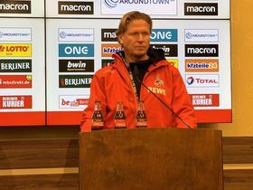 科隆主帅:柏林联合的胜利实至名归;我们必须停止犯错
