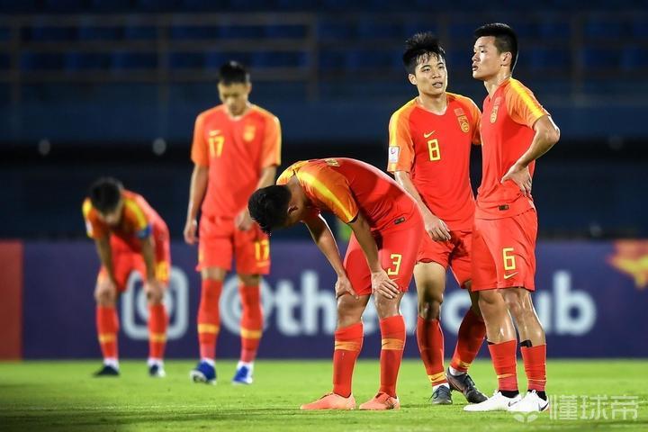 国内媒体:受成绩拖累,下届U23亚洲杯中国队将在第四档