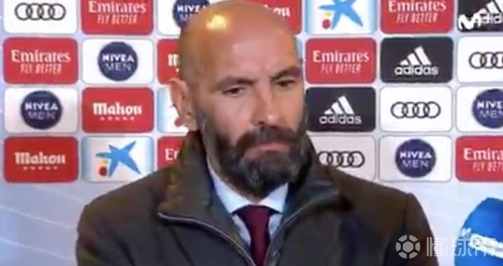 蒙奇:如果第二个进球也被取消,我会进场把球队带走