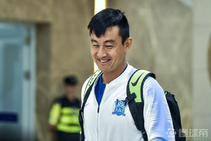 韩锋:感谢河南和富力俱乐部,未来将为石家庄永昌竭尽全力